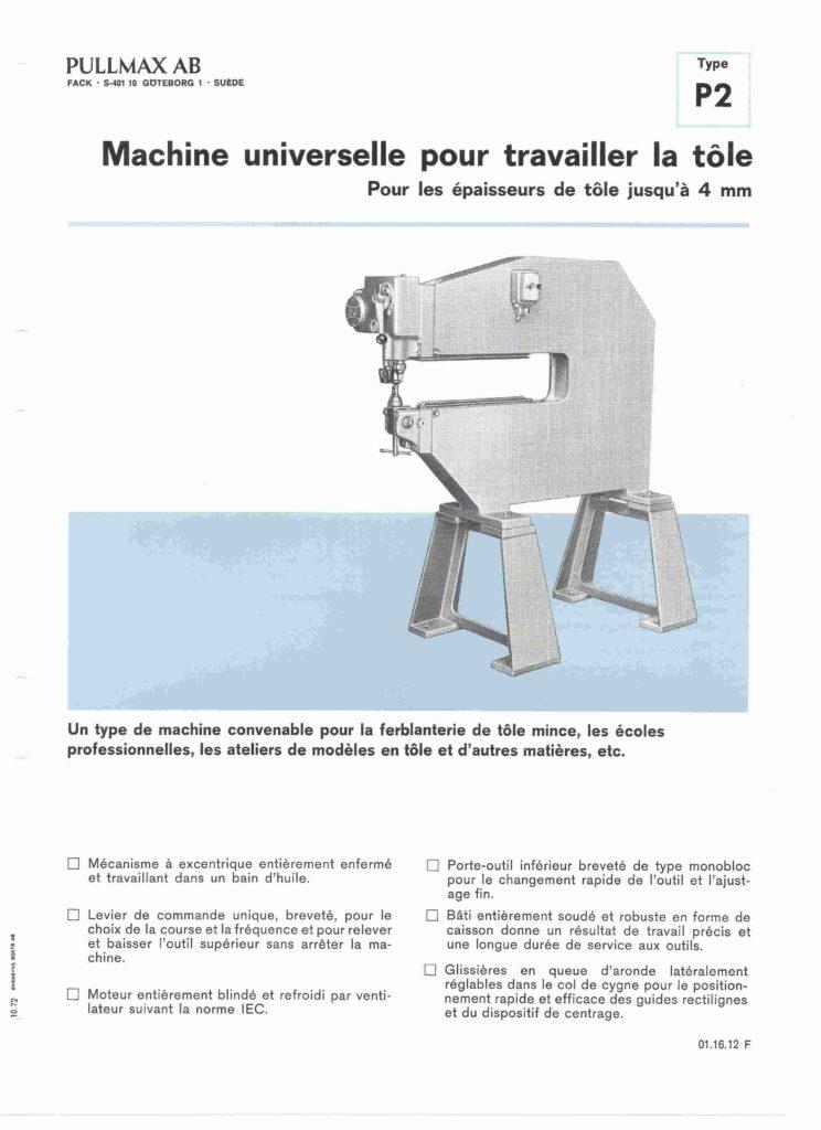 Brochures cisailles P2