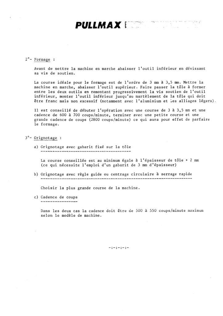 Conseils Formage et Grignotage